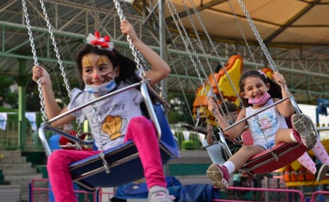 Bursa Yıldırım'da 'Sonbahar' şenliği