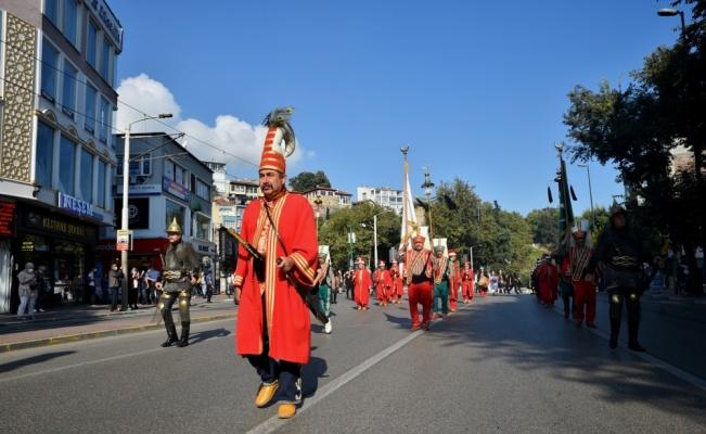 Bursa'nın düşman işgalinden kurtuluşunun 99. yıl dönümü kutlandı