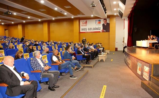 Çekmeköy'de vatandaşların katılımıyla huzur toplantısı yapıldı