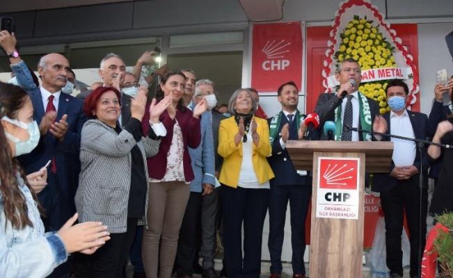 """CHP: """"Seçime dünden razı, bugünden hazırız"""""""