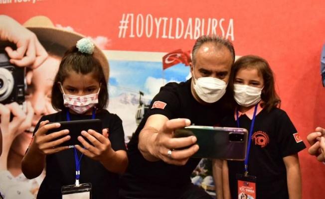 Çocukların gözünden Bursa