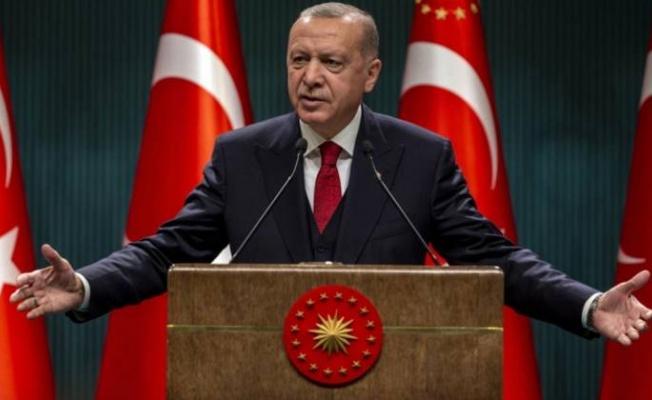 Cumhurbaşkanı Erdoğan'dan 'Lafarge' savunması