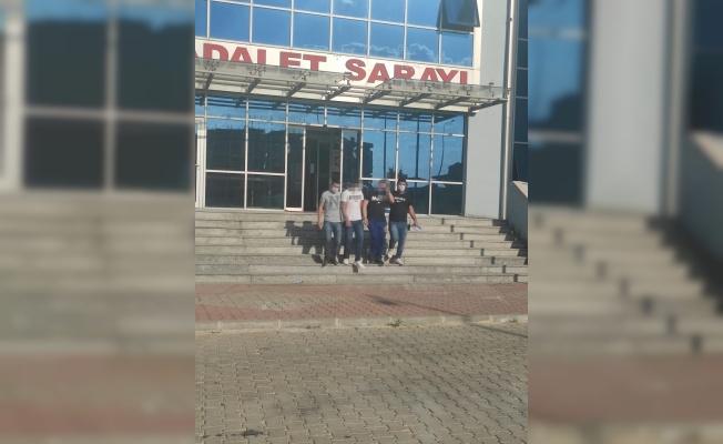 Edirne'de iş yerine yönelik silahlı saldırıya ilişkin 2 kişi tutuklandı