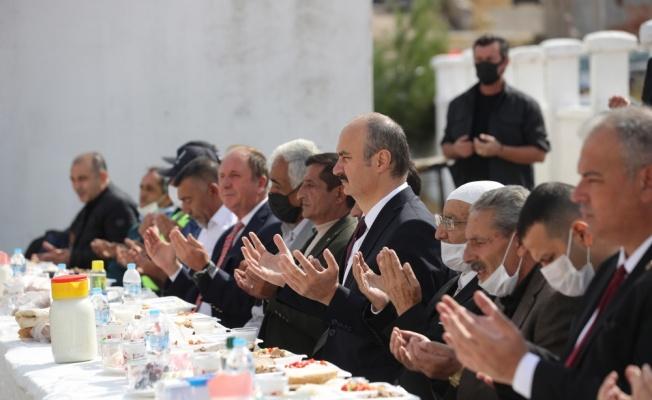 Edirne'deki iki ailenin husumeti, barış yemeğiyle sona erdi