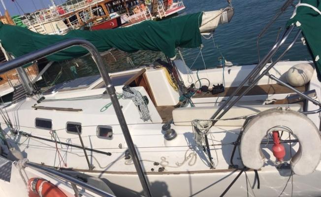 FETÖ üyesi 3 eski subay tekneyle Yunanistan'a kaçarken yakalandı