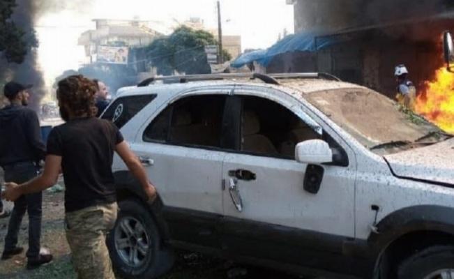 Fırat Kalkanı bölgesine bombalı saldırı
