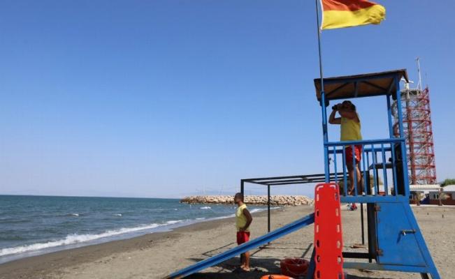 Güzelbahçe Plajı onlara emanet