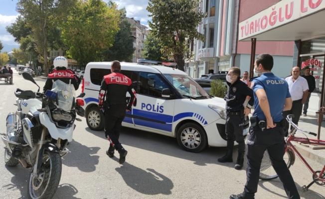 İnegöl'de bisiklet hırsızlığı şüphelisi gözaltına alındı
