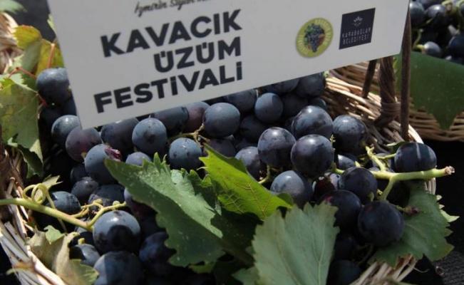 İzmir Karabağlar'da 'Kavacık Üzüm Festivali' hazırlığı