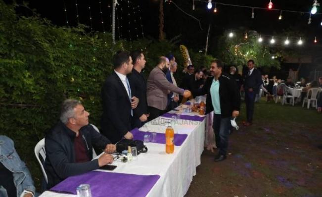 İzmit Belediyesi ve Şirintepe Gençlerbirliği yemekte bir araya geldi