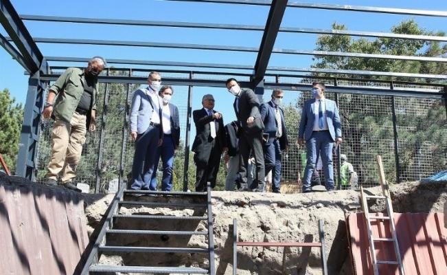 Kayseri'nden Seyyid Burhaneddin Hazretleri'ne saygı duruşu