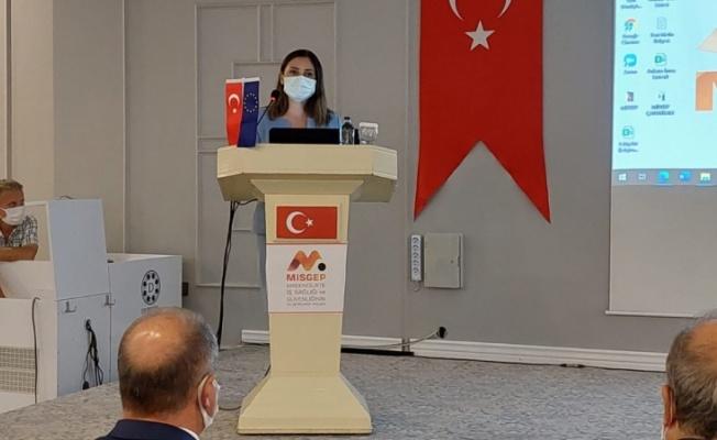Maden sektörü istişare toplantısı Tekirdağ'da gerçekleştirildi