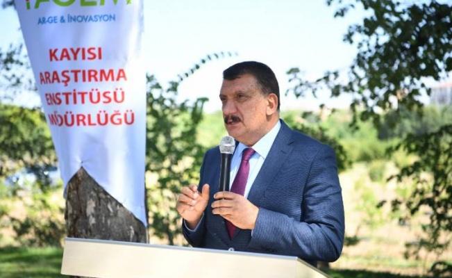 Malatya'da Kayısı Araştırma Enstitüsü Glütensiz Bisküvi Tesisi açıldı