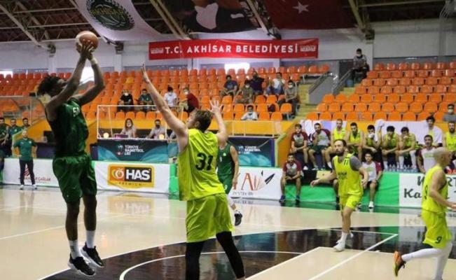 Manisa'da potada ikinci hazırlık maçı
