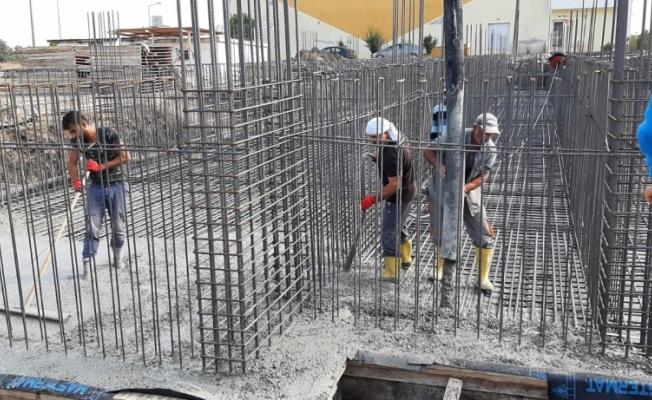 Manyas'ta Gençlik Merkezi inşaatına başlandı