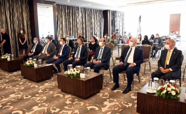 MİSGEP Maden Sektörü İstişare Toplantısı, Bursa'da gerçekleştirildi