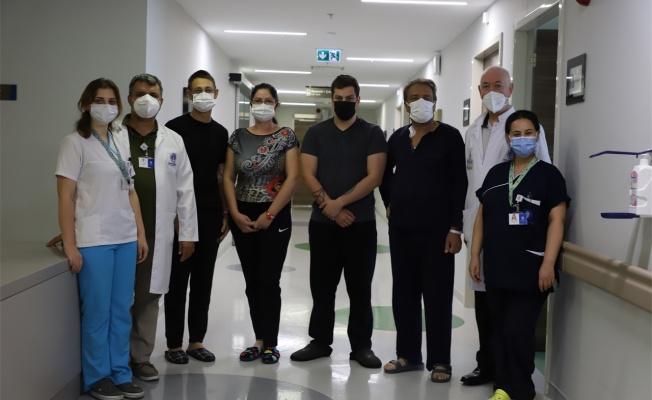 Organ nakli için Türkiye'yi seçtiler