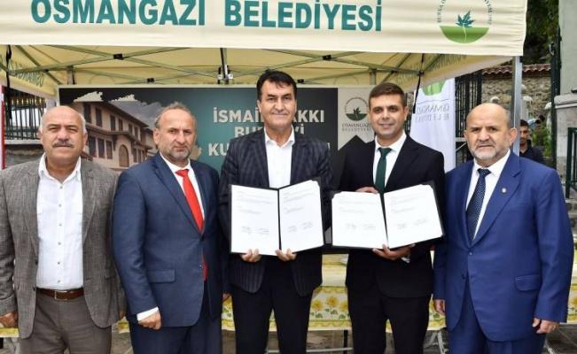 Osmangazi şehrin manevi değerlerine sahip çıkıyor