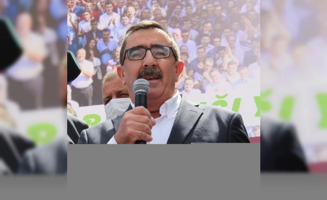 PANKOBİRLİK Genel Başkanı Recep Konuk'a yeniden adaylık çağrısı