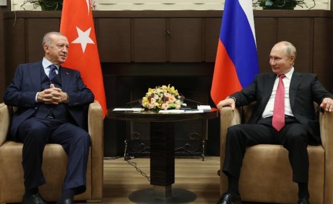 Putin'den görüşmeyle ilgili ilk açıklama