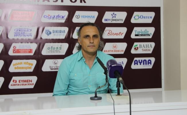 Royal Hastanesi Bandırmaspor-Eyüpspor maçının ardından