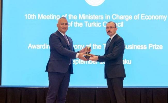 Türk Konseyi Yatırım Ödülü SOCAR'a