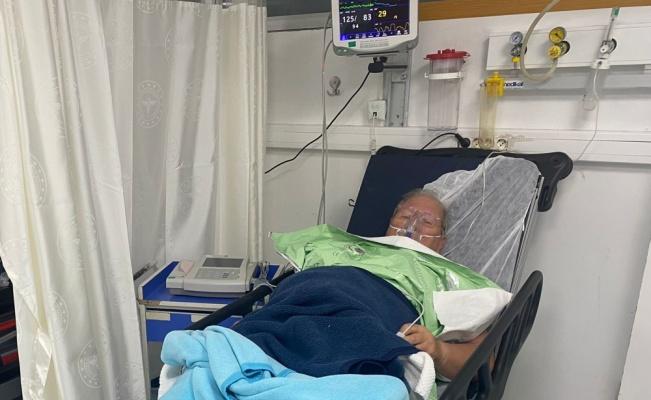 Yalova'da teknesi batan yaşlı adamı sahil güvenlik ekipleri kurtardı