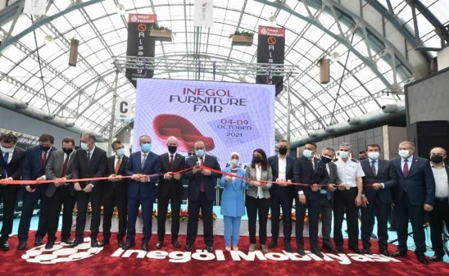 45. MODEF EXPO kapılarını dünyaya açtı
