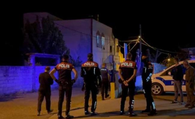 Adıyaman'da petrol istasyonu ateşe verilmek istendi! 5 gözaltı