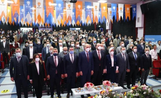 AK Parti Genel Başkanvekili Kurtulmuş, Yalova'da Danışma Meclisi Toplantısı'nda konuştu: