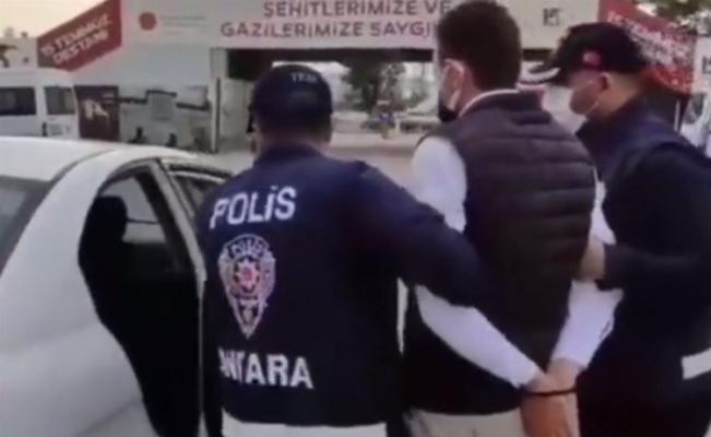 Ankara'da eş zamanlı FETÖ/PDY operasyonu: 7 gözaltı