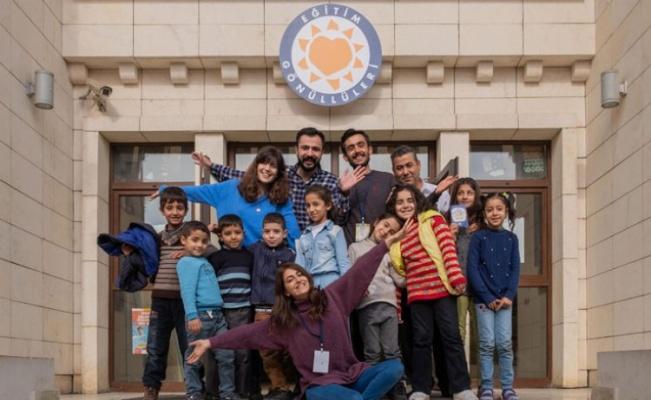 'Atma bağışla' projesi eğitime katkı sağlıyor