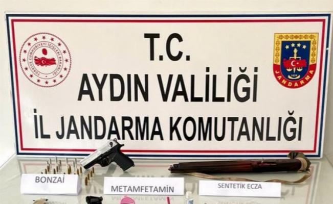 Aydın ve Muğla'da uyuşturucu operasyonu: 3 gözaltı