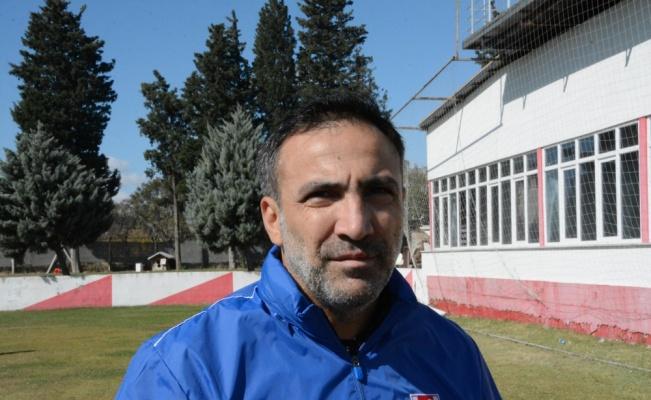 Balıkesirspor Teknik Direktörü Kamak: