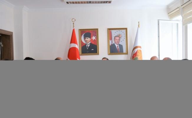 Bilecik Valisi Kemal Kızılkaya, başarılı sporcuları kabul etti
