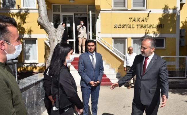 Bursa'da barınma sorununa Büyükşehir çözümü