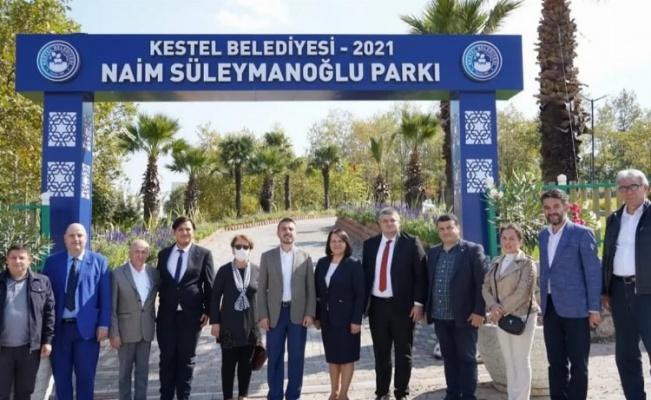 Bursa Kestel'den Bulgaristan seçimlerine katkı