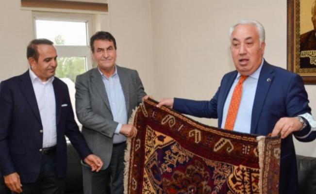 Bursa Osmangazi'den serhat illerine ziyaret