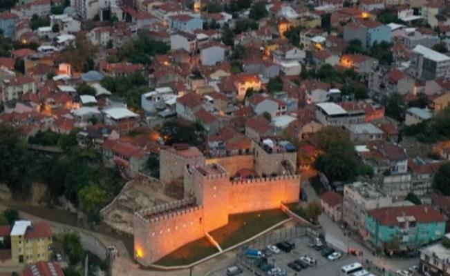 Bursa'nın 2 bin 300 yıllık zindanı sanata açıldı