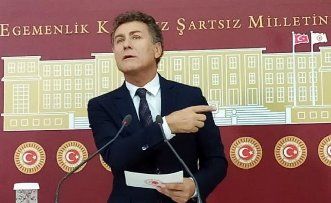 """CHP'li Sarıbal: """"Kara gün dostu TMO çiftçi ile rekabet ediyor"""""""