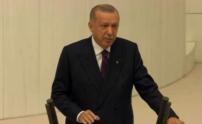 """Cumhurbaşkanı Erdoğan: """"Hiçbirimiz için başka vatan yok"""""""