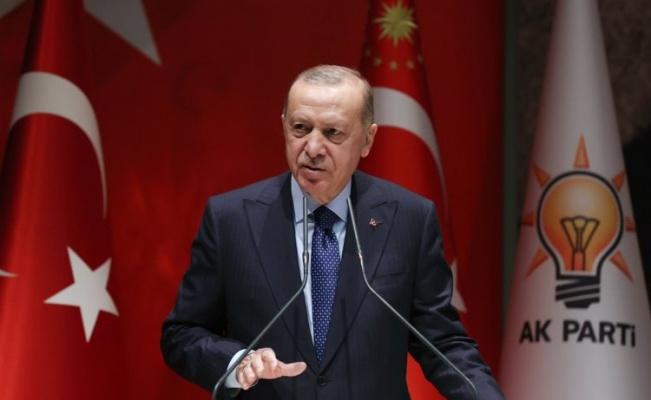 """Cumhurbaşkanı Erdoğan: """"Tarım ihracatı cumhuriyet tarihinin en yüksek seviyelerine ulaştı"""""""