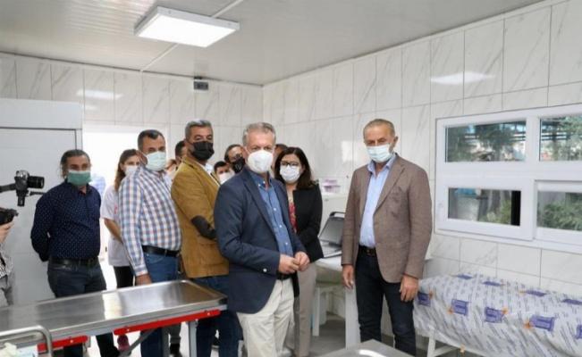 Didim'de can dostlarımız için ameliyathane açıldı