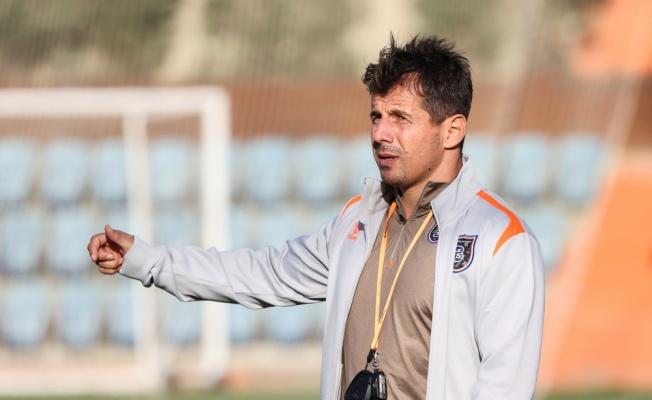 Emre Belözoğlu, Medipol Başakşehir'de ilk antrenmanına çıktı