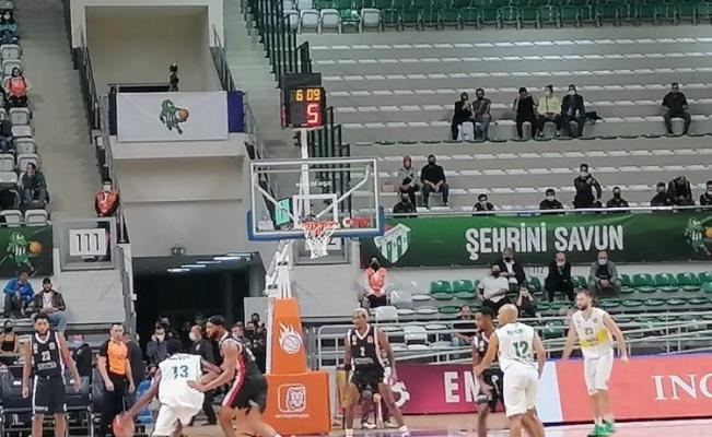 Frutti Extra Bursaspor Beşiktaş Icrypex'e yenildi