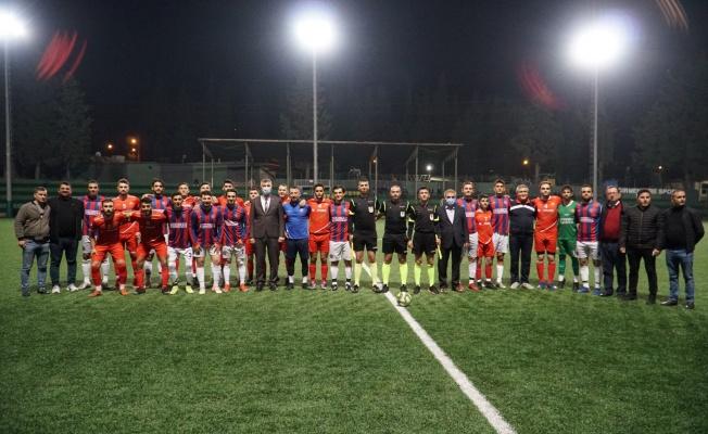 Gölcük Belediyesi Başkanlık Kupası heyecanı başladı