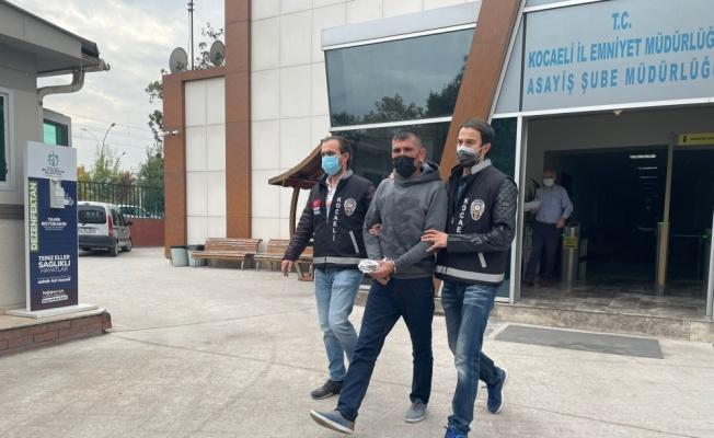 Kocaeli'de belediye işçisinin öldürülmesiyle ilgili yakalanan zanlı tutuklandı