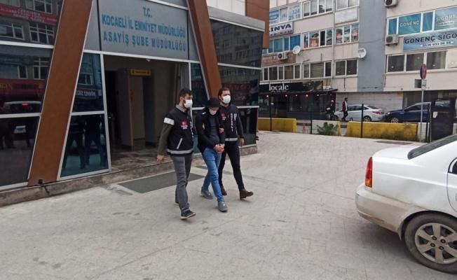 Kocaeli'de sahte banka dekontuyla dolandırıcılık yaptığı öne sürülen 5 kişi tutuklandı