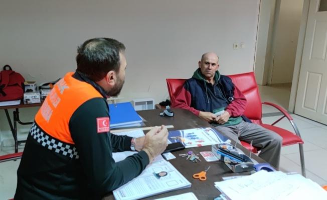 İnegöl'de kaybolduğu sanılan kişi, arama çalışmalarına katıldığı haberlerini yalanladı