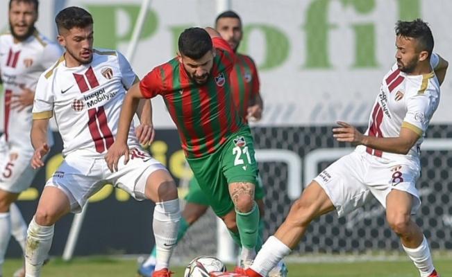 İnegölspor Diyarbekir'i tek golle geçti